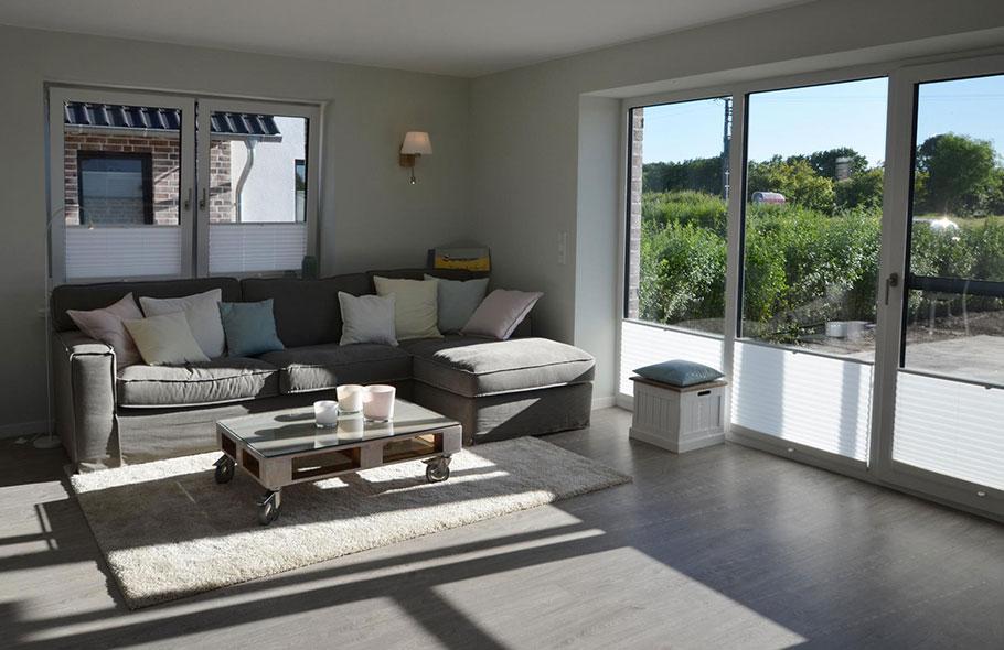 Ferienwohnung Småland für 6 Personen mit eigenem Garten & Spielgeräten